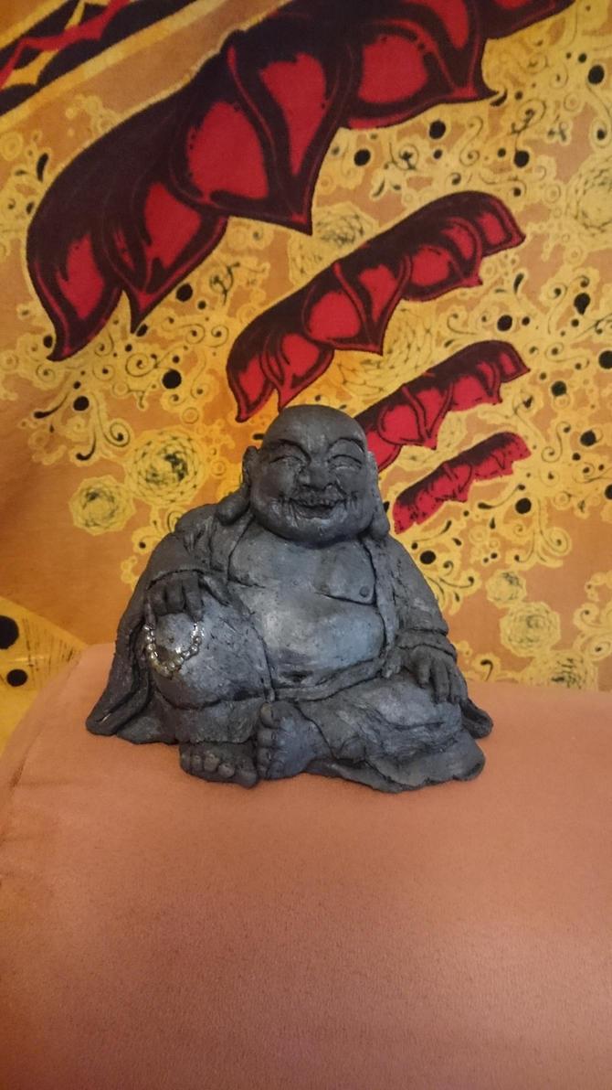 Buddha by Eastmolschd