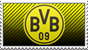 Borussia Dortmund Stamp by H-S-Thompson