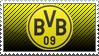 Borussia Dortmund Stamp by H-S-Thompson