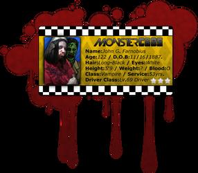 MonsterCab ID - John Farnobius by harolddiaz87