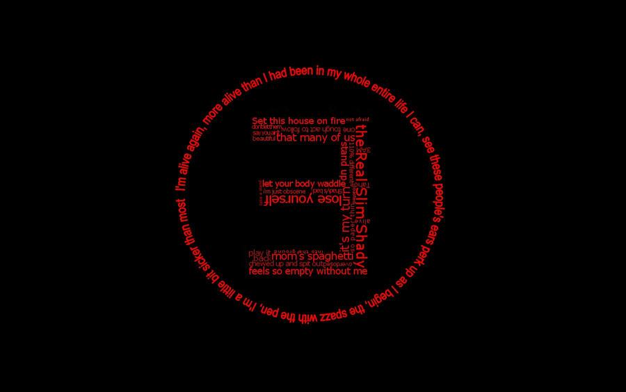 Lyric i m not afraid eminem lyrics : Eminem Lyric Wallpaper by KateAnnexTerrasochi on DeviantArt