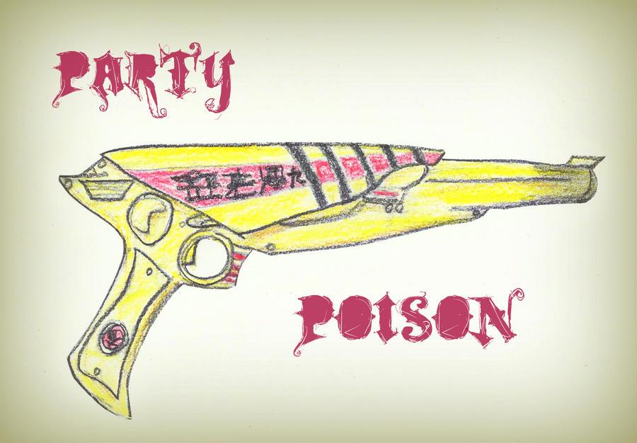 party poison gun - photo #11