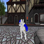 [NB] Magik Pony Stallion Avatar (Side View)