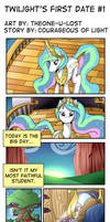 Twilight's First Date #1