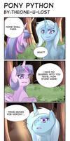 Pony Python