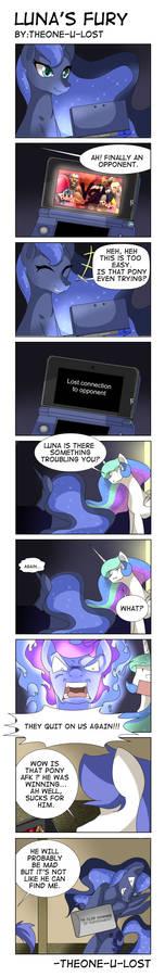 Luna's Fury