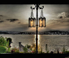 The Lanterns or the Sun by ISIK5