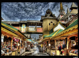 A Day at the Market Part III by ISIK5