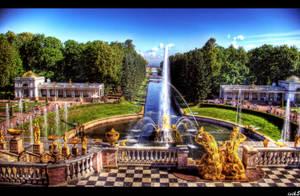 Peterhof I HDR by ISIK5