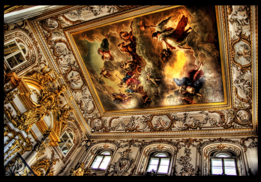 Dancing on the Ceiling HDR by ISIK5