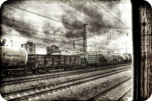 Hear My Train a Comin HDR by ISIK5