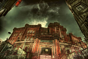 School Days HDR by ISIK5