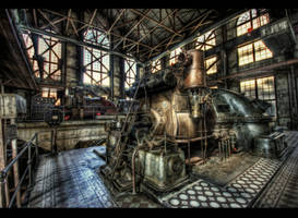 Machines R Us HDR by ISIK5