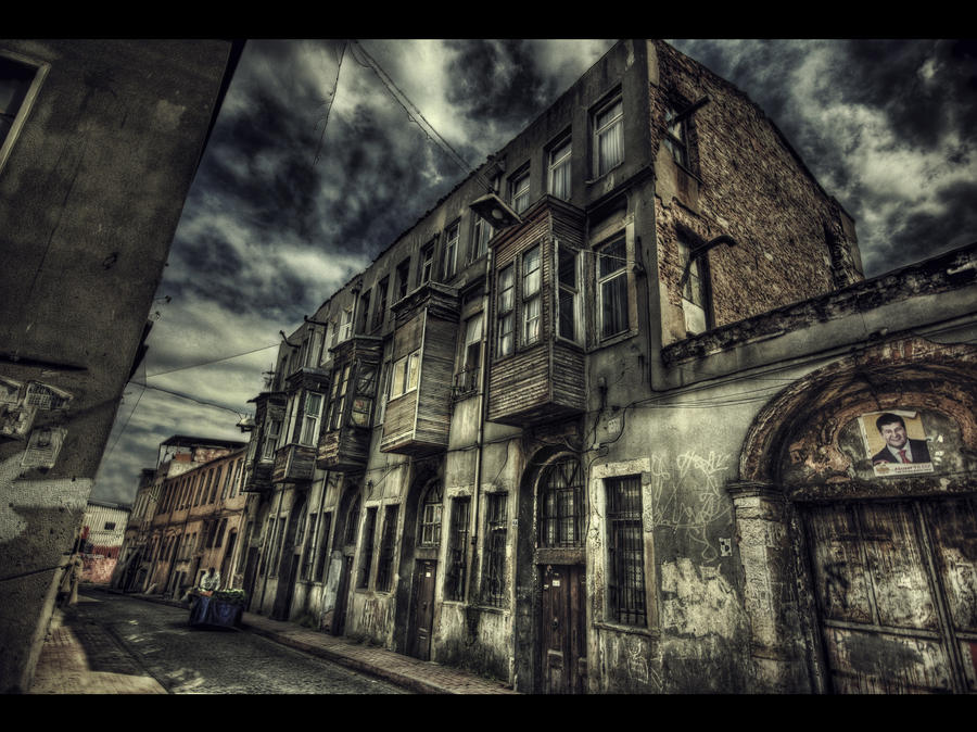 I Feel Dark Today HDR by ISIK5