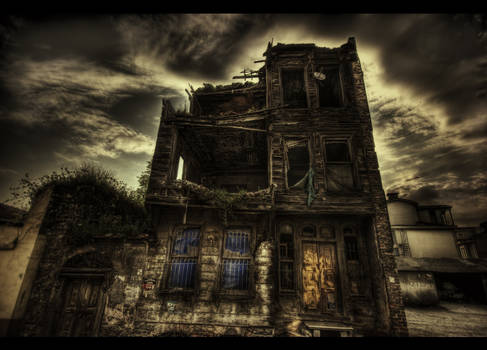 Do you like scary movies HDR