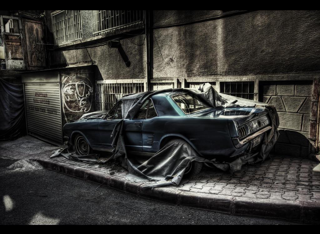 Mustang Sally musn't Die HDR by ISIK5