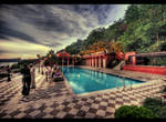 Pool Party HDR