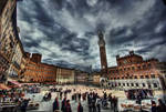 Piazza Del Campo HDR