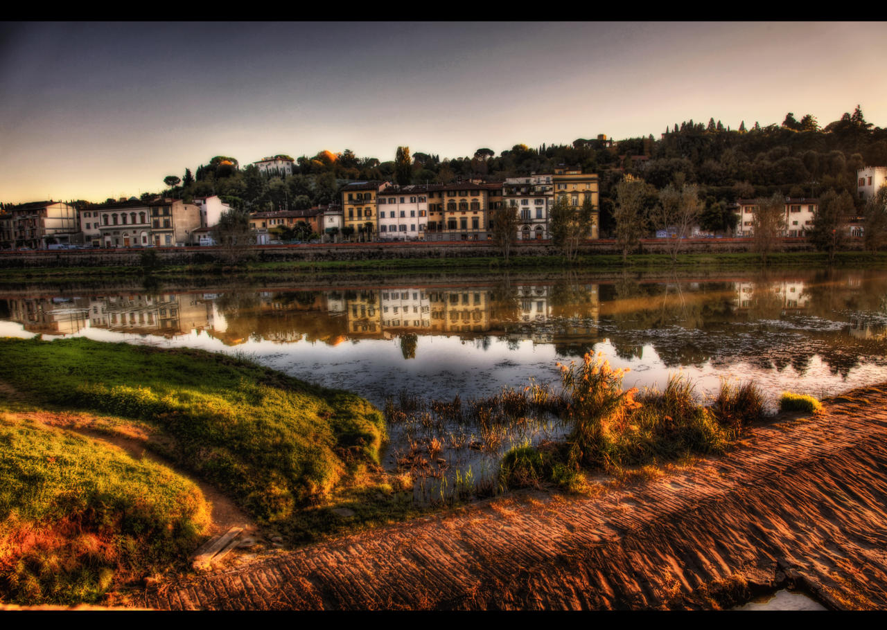 The Sunset was Near HDR by ISIK5