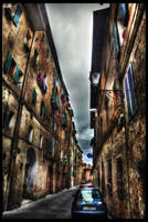 Back on the Streets HDR by ISIK5