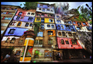 The Color Field HDR by ISIK5