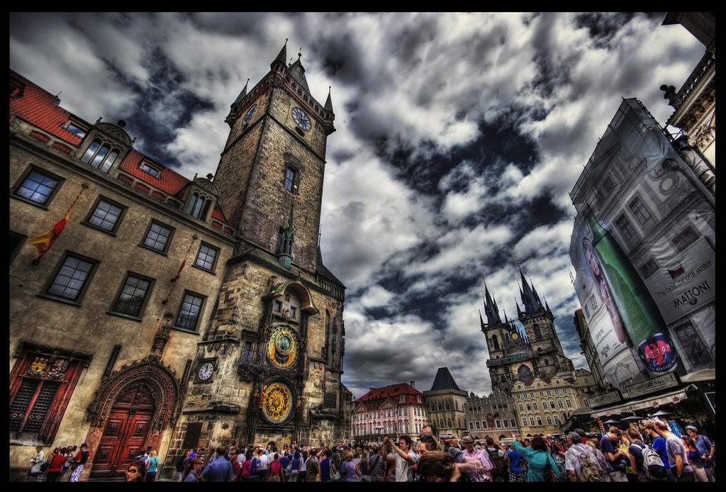 Twelve O'clock High HDR by ISIK5