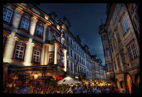 Occupy Street HDR by ISIK5