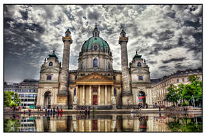 Heaven's Mirror HDR by ISIK5