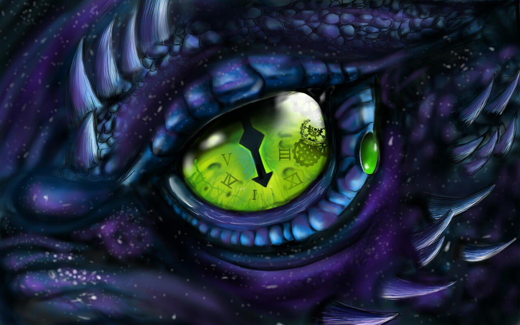 Dragon Eye By R4in4 On Deviantart