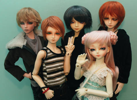 Project Dollground Kids