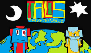 Tallos Save the World: Final Boss