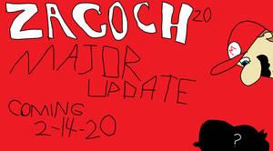 Zac0ch 2.0 Major Update