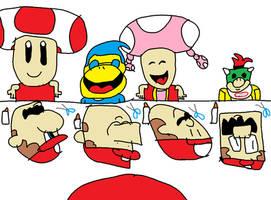 Super Mario: Arts and Crafts