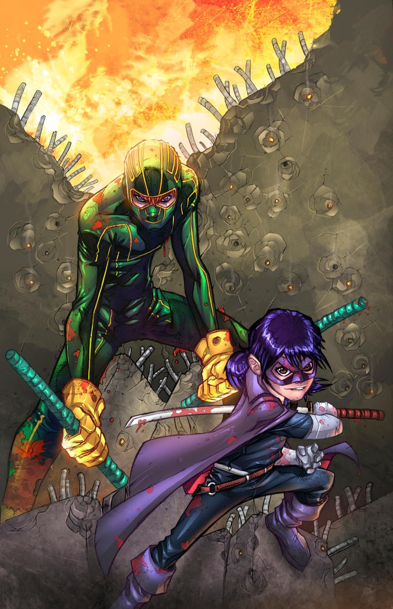 Love Wallpaper Kickass : Kickass by KUMIKER on DeviantArt