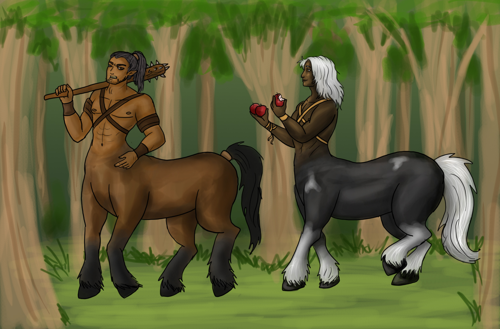 Centaurs by Captain-Savvy