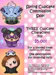 Cupcake Sale!