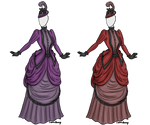 Victorian Dress Adoptables [sold]