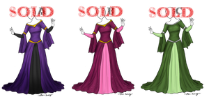 Fantasy Dress Adopts Sold Out