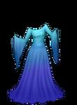 Sea Dreams Fantasy Dress Adopt SOLD