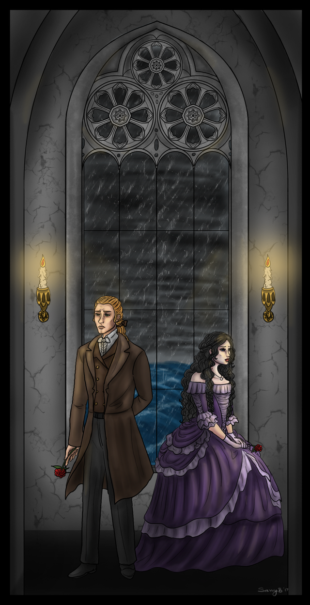 Companions in the Storm by Captain-Savvy