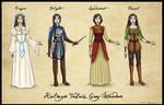 Kalwyn Tabris Outfits