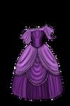 Lavender Ballgown Adopt [SOLD]