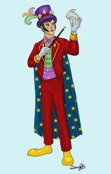 Contest Entry Abracadabra by Captain-Savvy