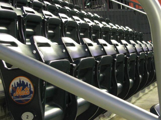 Empty Seats by phantom245w44st