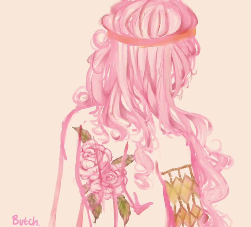 Punk!Bubblegum by Pastels-and-Blood