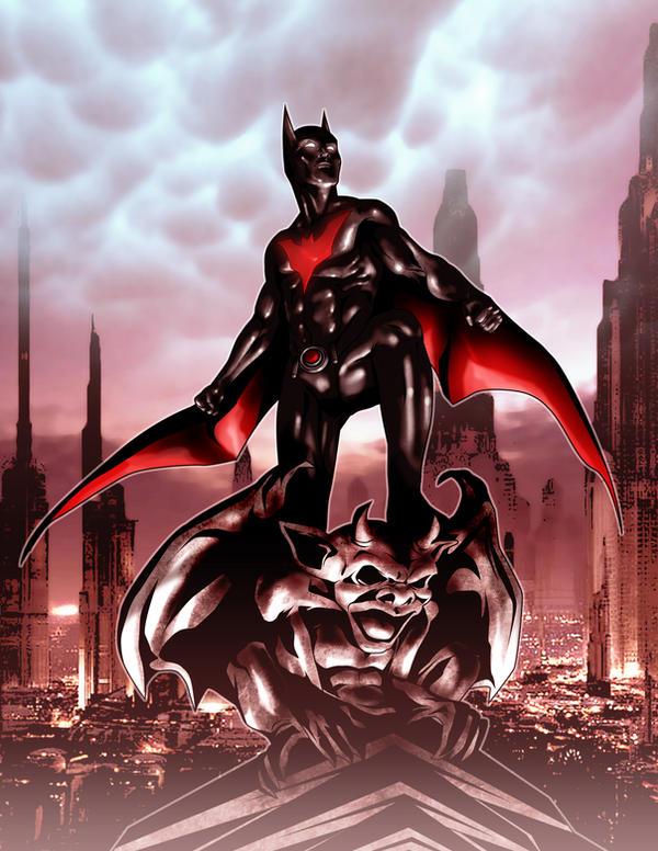 Batman Beyond by Iantoy
