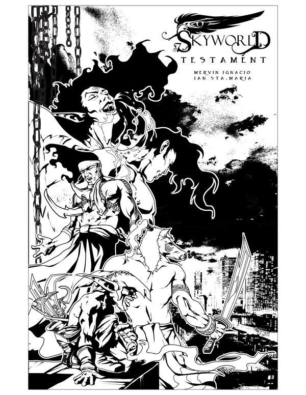 Skyworld 2 Testament by Iantoy