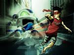 Kid Kidlat vs Ballerbot