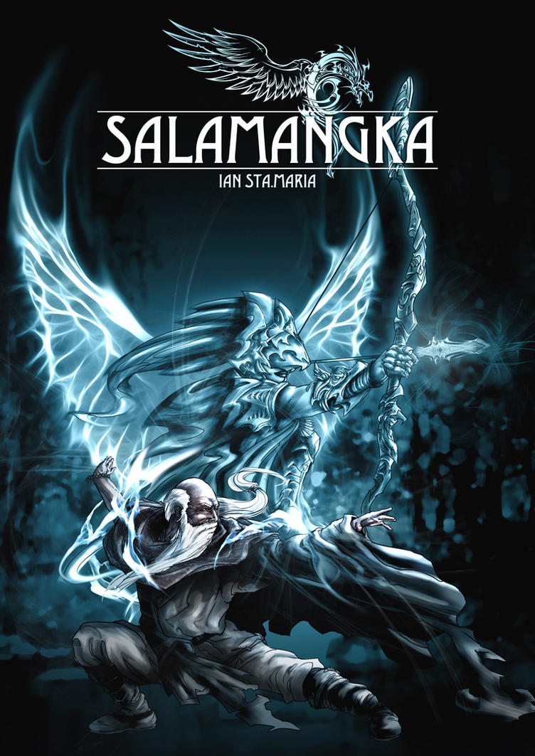 SALAMANGKA Poster by Iantoy