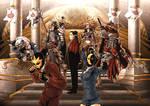 The Elite Makabo Royal Guard
